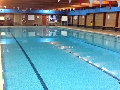 Winstanley community college leicester splash kids swimming courses lessons splash babies for Swimming pool certification course
